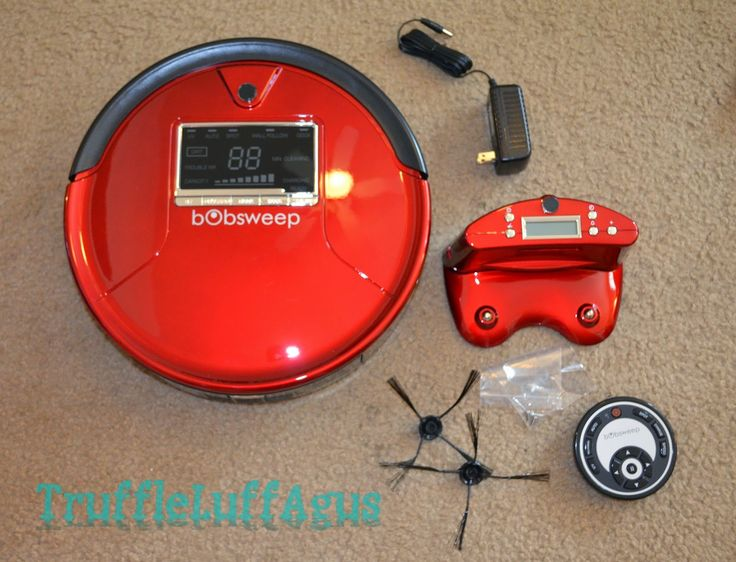 bObsweep PetHair Robotic Vacuum Review. http://www.truffleluffagus.com/2014/06/bobsweep-pethair-robotic-vacuum-review.html