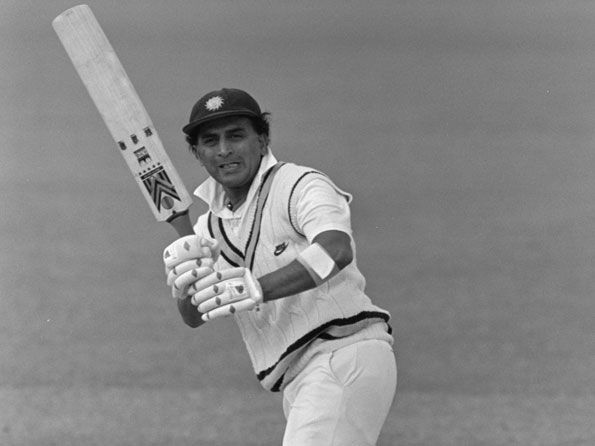 Sunil Gavaskar, India's legendary batsman, notched up his 30th ton in his twinkling test career in opposition to the pillaging West Indies. To make it even