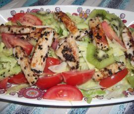 Rezept Honig-Senf Salatdressing :) von nadl007 - Rezept der Kategorie Saucen/Dips/Brotaufstriche