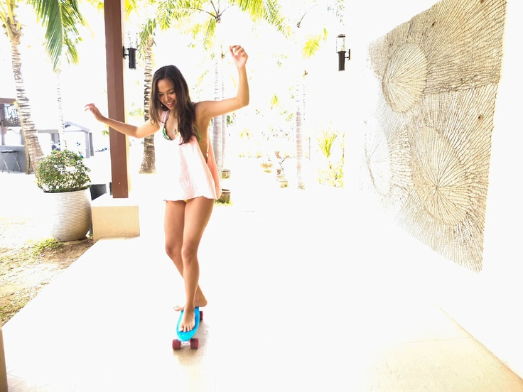 i want her penny board