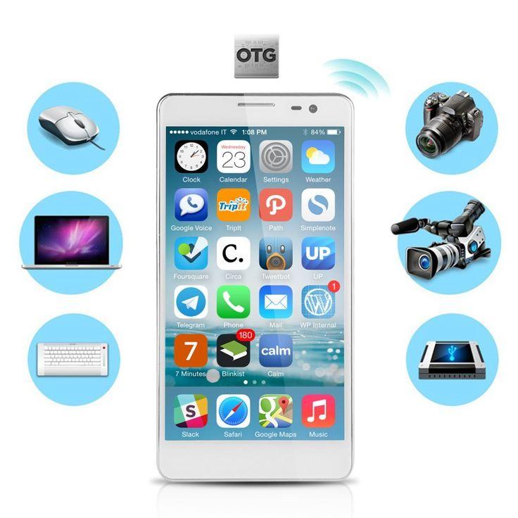 "UHAPPY Touch Screen 5"" QHD MTK6582 Dual SIM Which"