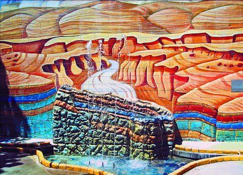Heritage Walkway, Artesia, New Mexico