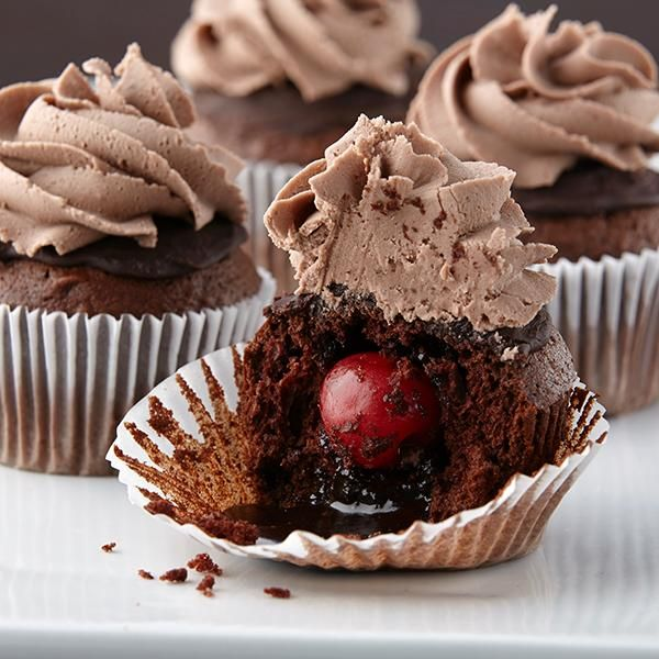 ... let them eat CAKE on Pinterest | Cherries, Chocolate cakes and Vanilla