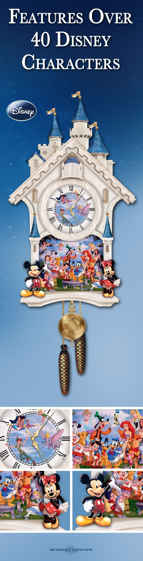 Best 25 cuckoo clock tattoo ideas on pinterest cuckoo image disney happiest of times cuckoo clock amipublicfo Image collections