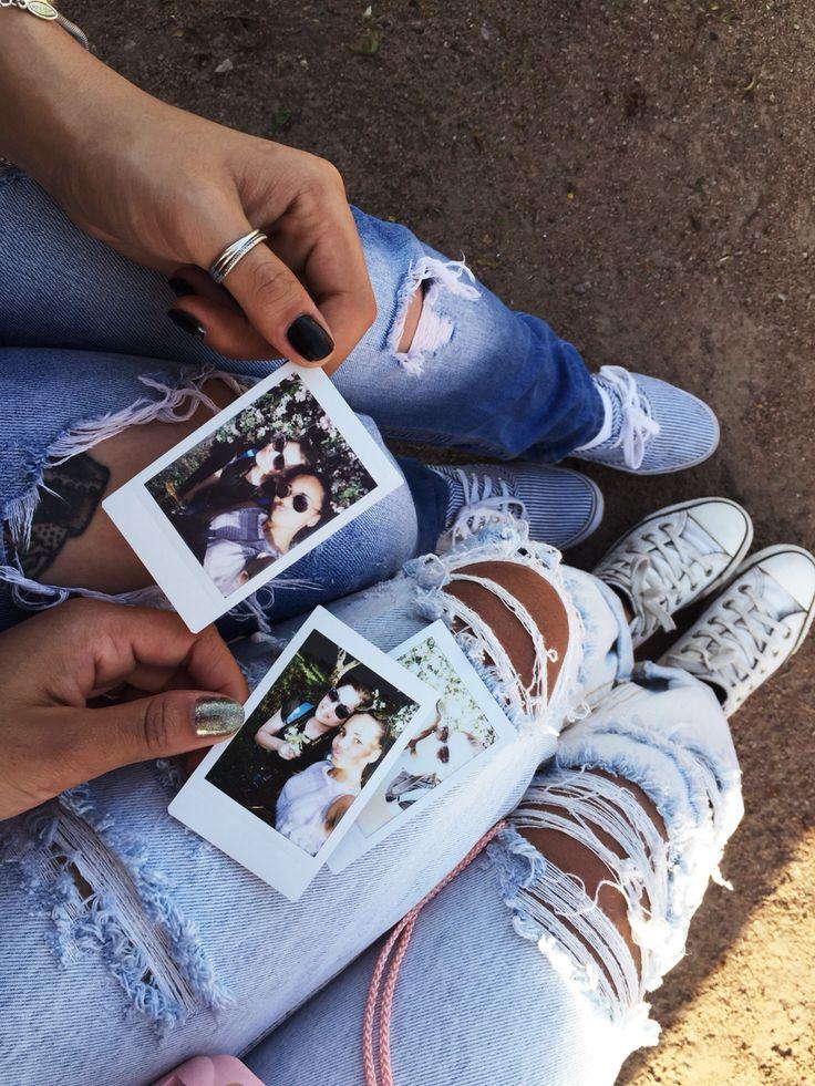Polaroid pics