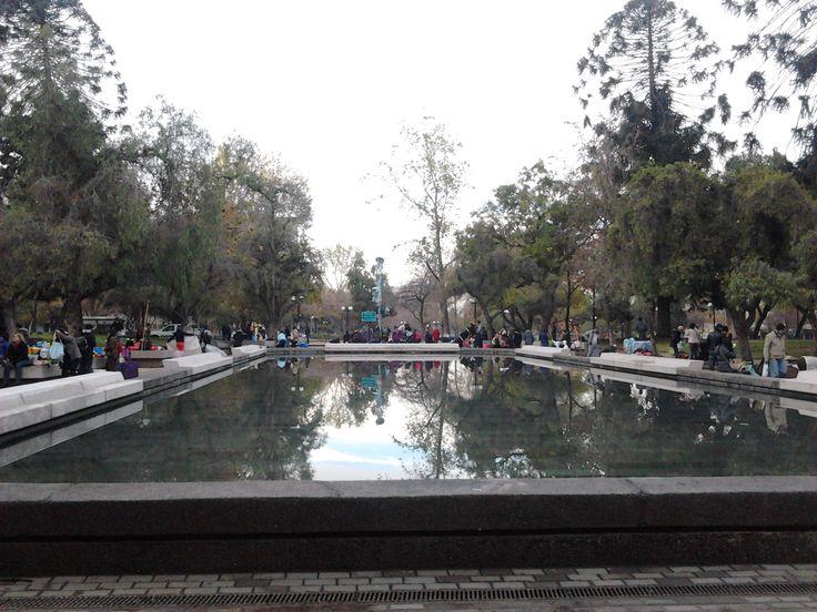 Feria de las Pulgas de Provi (Parque Bustamante).