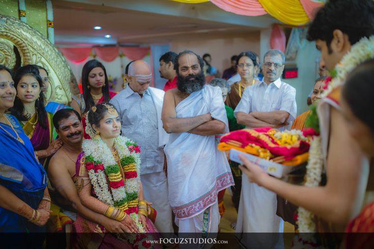 Nandhini wedding hairstyles