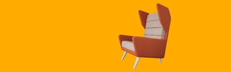 JDD Douglas armchair