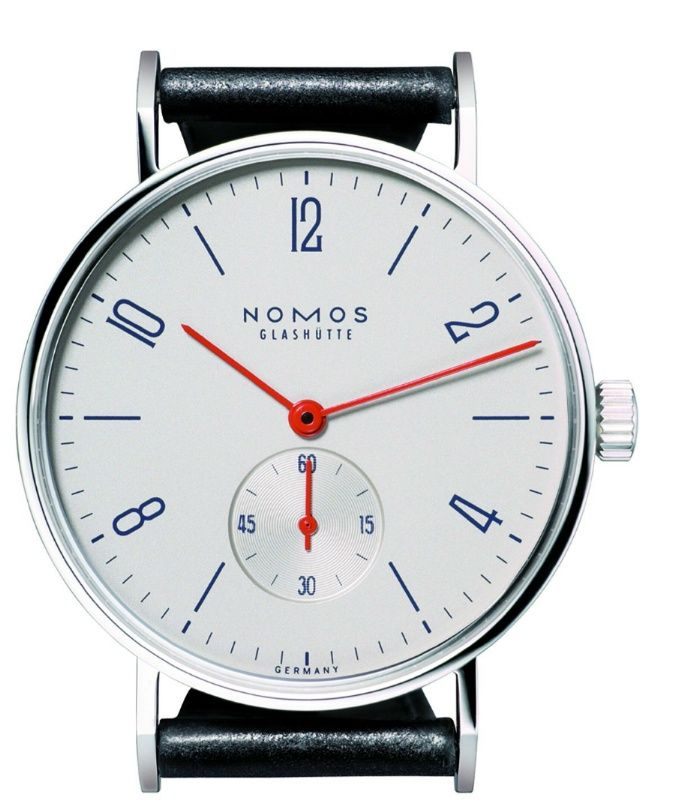 Back To The Basics With German NOMOS Glashütte Watches