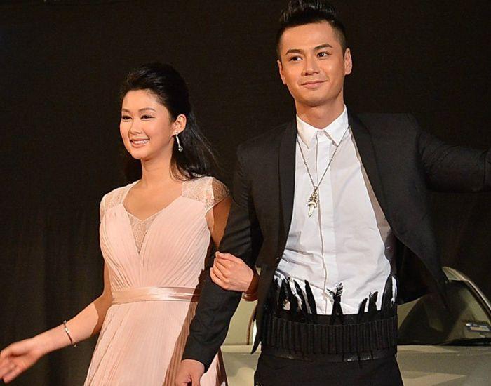 Actress Tavia Yeung holds nuptials in Hong Kong