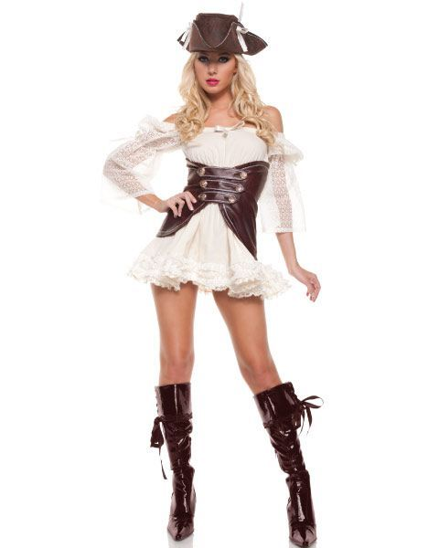 womens sexy pirate costume - Pirate Halloween Costumes Women