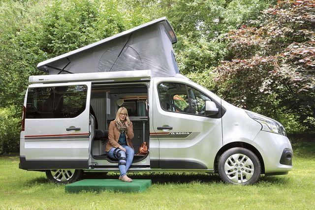 Drei Kompakte Campingbusse Im Vergleichstest Wohnmobil Ford