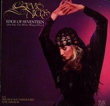 Edge of Seventeen (song) - Wikipedia, the free encyclopedia