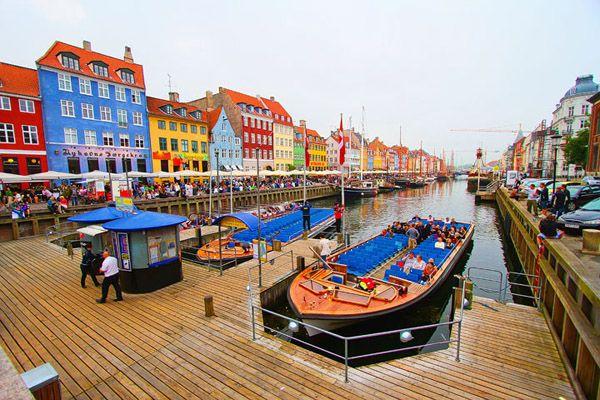 コペンハーゲン(Copenhagen)