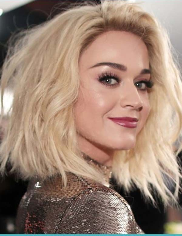 Adorable Celebrity Inspired Blonde Hair Color Shades For 2019