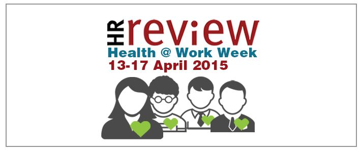 HRreview's focus week on employee health runs from 13-17 April