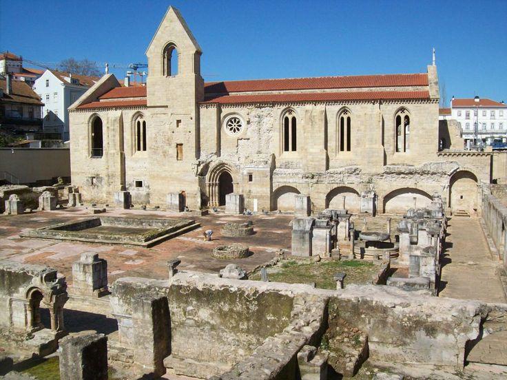 Mosteiro Santa Clara-a-Velha / Coimbra - PORTUGAL