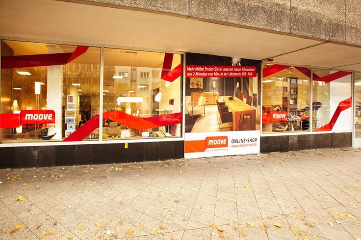 showroom potsdamer stra e moove m bel online shop au enansicht showroom no 2 potsdamer. Black Bedroom Furniture Sets. Home Design Ideas