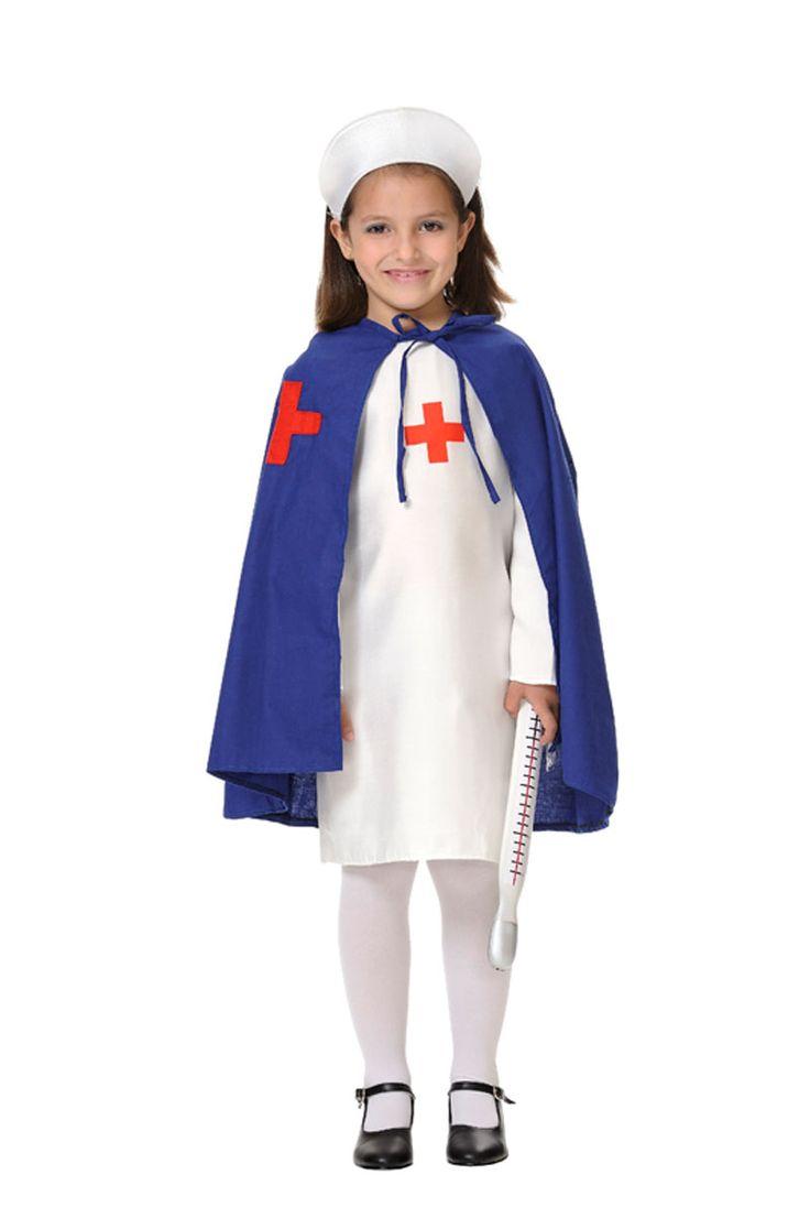 Disfraces Infantiles de enfermera