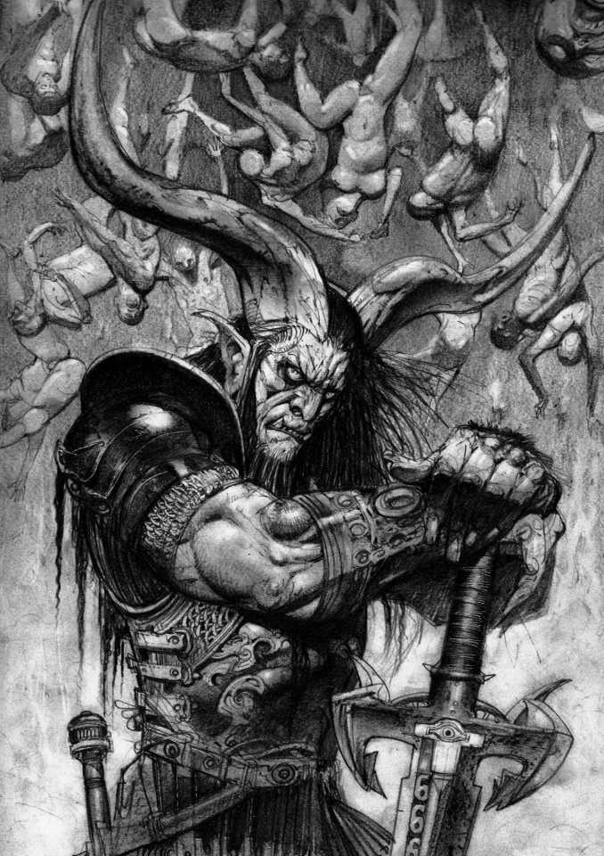 Simon Bisley Rulez...