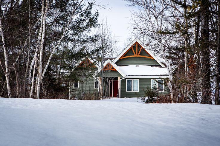 Beautiful Custom Cottage - Cedarland Homes - http://www.cedarlandhomes.ca