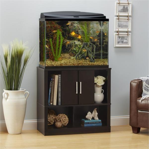 17 best ideas about 29 gallon aquarium stand on pinterest for 37 gallon fish tank