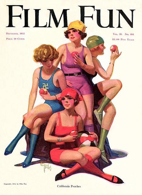 Film Fun magazine, 1922