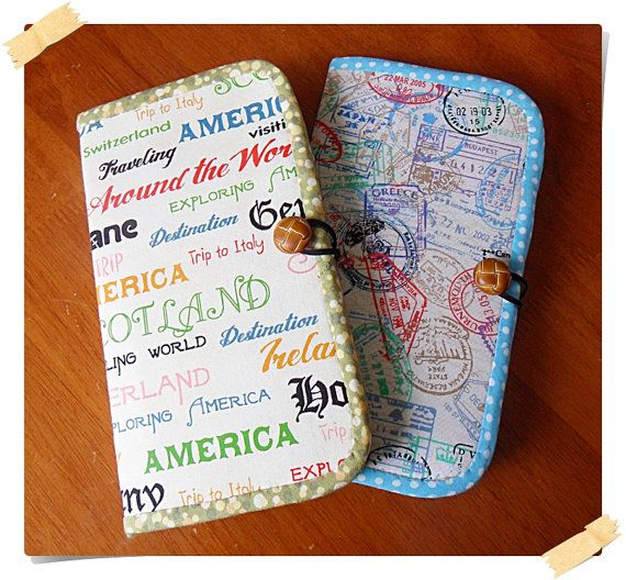 18 best patchwork images on pinterest crafts patchwork quilting how to make a travel walletorganizer pdf digital by heartofmary fandeluxe Gallery