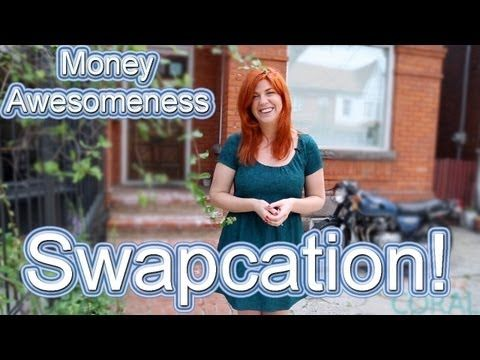 Money Awesomeness: Swapcation! Save tons of money on your family vacation by doing a house swap! Learn all about them in this video!