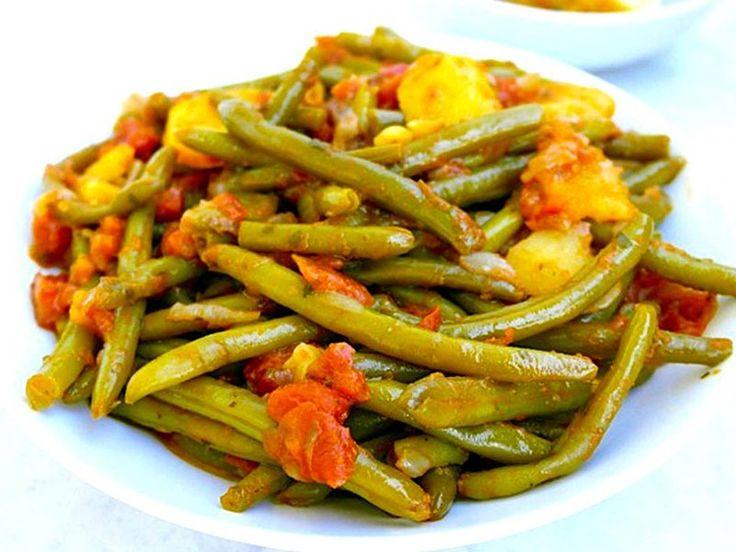 Haricots verts à l'italienne au Thermomix                                                                                                                                                                                 Plus