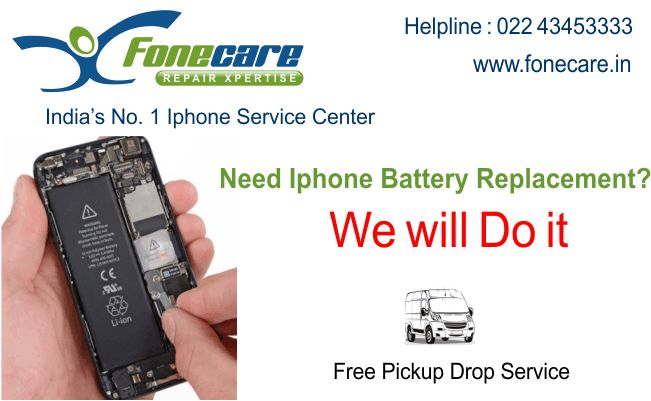 Fone-Care is the most ideal repair center with regard to Apple company iphone in CST, Mumbai. Contact on 9870436796