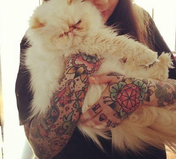 traditional tattoo sleeve - Google zoeken