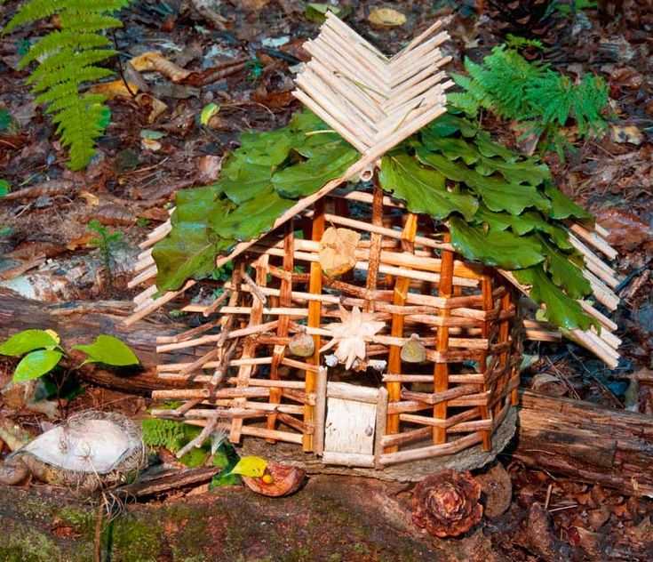 Pictures - Fairy Houses