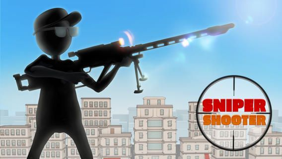 Top Free iPhone App #185: Sniper Shooter by Fun Games for Free - Fun Games For Free by Fun Games For Free - 03/12/2014