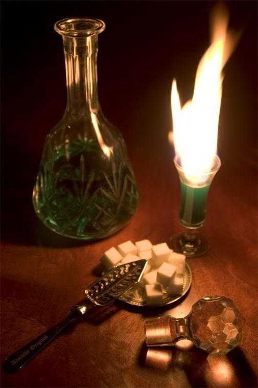 «Зеленая фея» и «зеленая ведьма» Belle Epoque: szhaman - Page 2