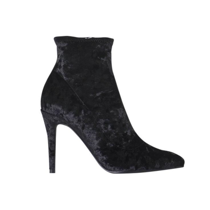 Skin - Emerald Boot - Black Velvet