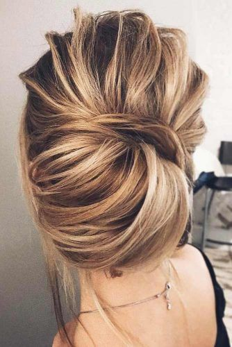 Wedding Hairstyles for Balayage Hair picture1