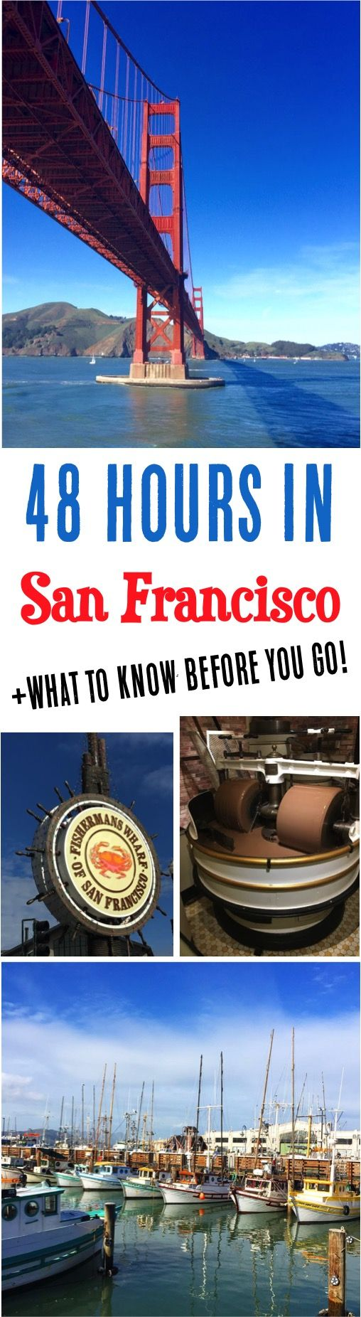 San Francisco Travel!  Best sights and Top Restaurants in San Francisco! | NeverEndingJourneys.com