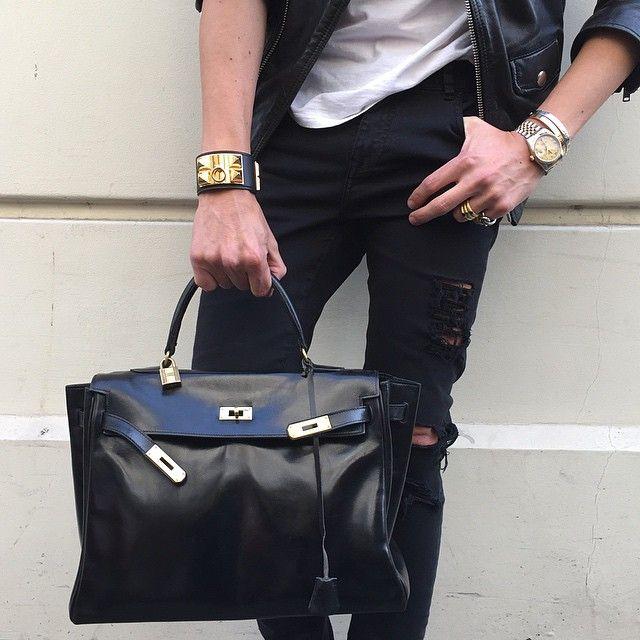 Hermès Kelly 35 vintage