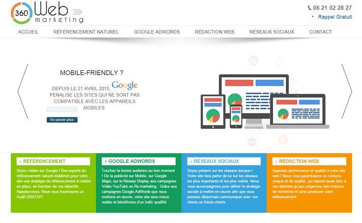 Agence web spécialisée dans les métiers du marketing sur internet à Paris, nous accompagnons nos clients dans leur réussite sur internet.