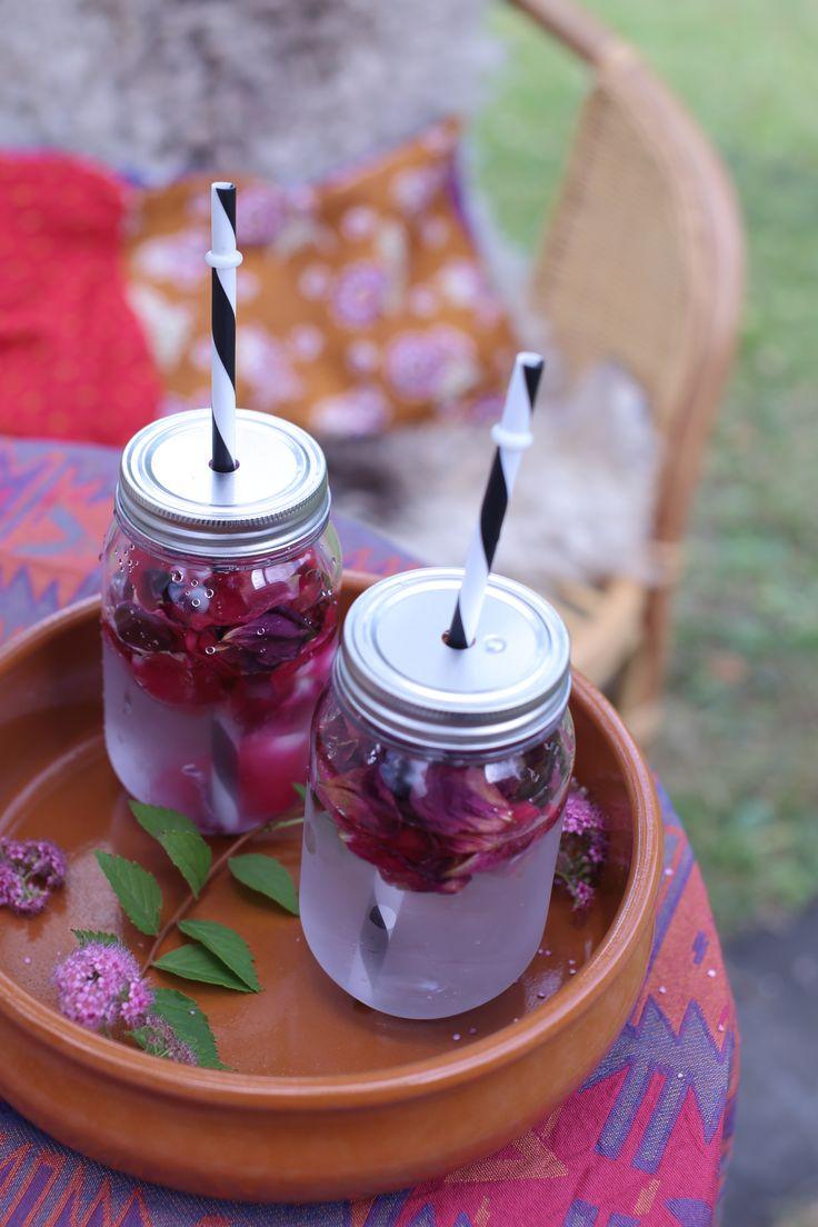 DIY party drinks! Styling Krista Elvheim kkliving.no :)