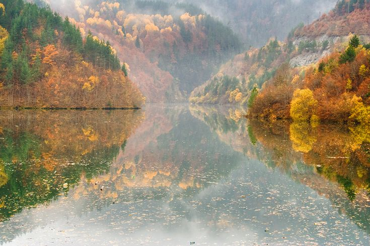 Autumn in the Rhodopes - Rhodope Mountains - Wikipedia, the free encyclopedia