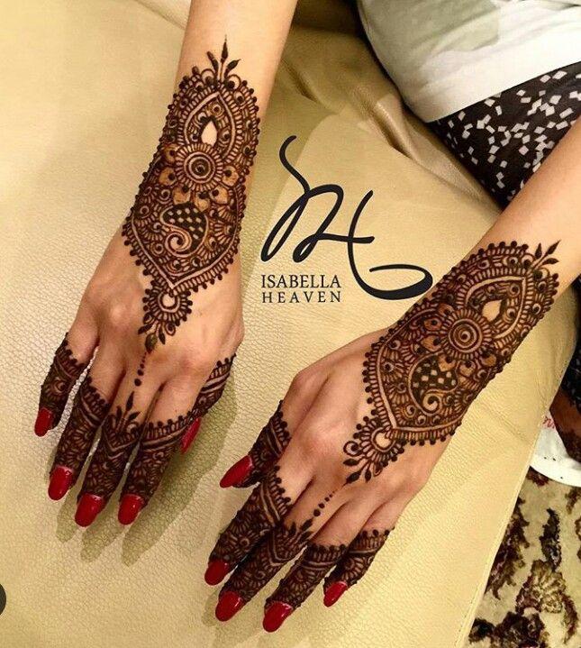Isabella henna