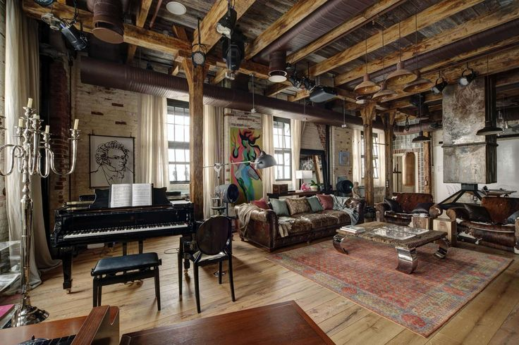Midlife Crisis Loft by Lev Lugovskoy