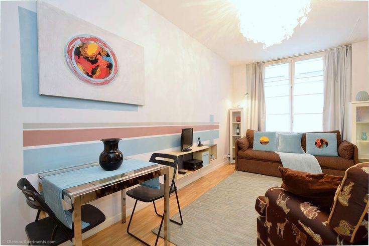 345 best rent studios in paris images on pinterest. Black Bedroom Furniture Sets. Home Design Ideas