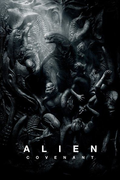 """Limited for a remote world on the far area of the galaxy, the crew of the species ship Covenant discovers what they think is an uncharted paradise, but is actually a dark, dangerous world — whose singular inhabitant is the """"synthetic"""" David, survivor of the doomed Prometheus..."""