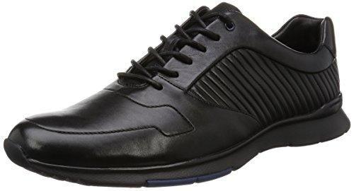 Oferta: 99.95€ Dto: -20%. Comprar Ofertas de Clarks Tynamo Race, Zapatos de Cordones Derby para Hombre, Negro (Black Leather), 41 EU barato. ¡Mira las ofertas!