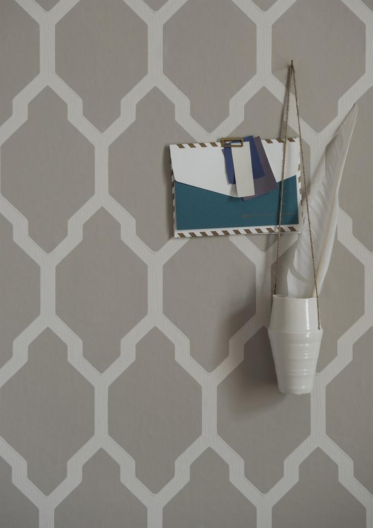 38 best papier peint farrow ball images on pinterest. Black Bedroom Furniture Sets. Home Design Ideas