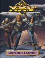 """Buck Rogers XXVC (sometimes written as Buck Rogers in the 25th Century) is a game setting created by TSR, Inc. in the late 1980s. Products based on this setting include novels, graphic novels, a role-playing game (RPG), board game, and video games. The setting was active from 1988 until 1995. History   Buck Rogers was a fictional character created in 1928 by Philip Nowlan. A Buck Rogers comic strip written by Nowlan was syndicated by John Dille (who may have contributed the nickname """"Buck""""…"""