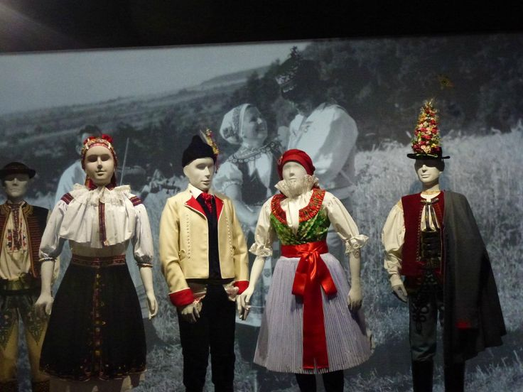 Slovacke Muzeum (folk museum) - Uherske Hradiste, Czech Republic
